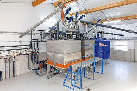 HydroMix sistem tekućeg hranjenja